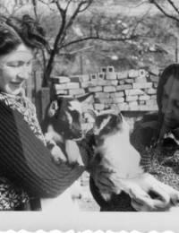 Mikulanec (geb. Pavlasek), Anastasia mit Tochter Ottensteiner (geb. Mikulanec), Stefanie