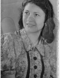 Mikulanec, Stefanie ca. 1946